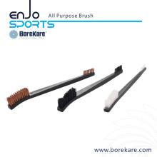 Borekare Gun Cleaning Accessorise Brosse à usage multiple - Double brosse