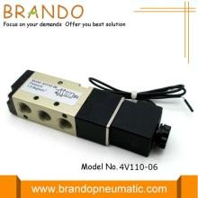 4V110-06 DC 24V Solenoid Valve