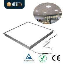 Luz económica del panel de Backlite LED de los 40W 600 * 600m m, luz de techo del LED