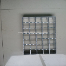 Hot Dipped Galvanized Serrated grating