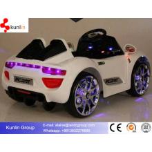 Tour électrique d'enfants sur la voiture / voiture électrique pour des enfants avec à télécommande