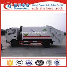 10CBM Dongfeng использовали сжатый мусоровоз