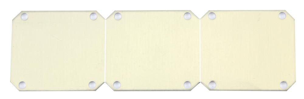1 6mm 1oz 2 0w Al Circuit Board