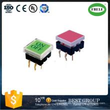 Interruptor pulsador momentáneo de alta calidad (FBELE)