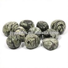 High Polished Gemstone white beach pebbles cobble stone