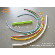 1.7: 1 Silicone Rubber Heat Shrinkable Tubing