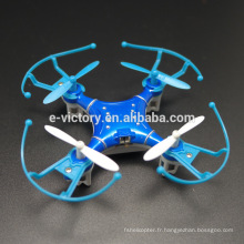 New Arrival 2.4G 6-Axis Drones mini quad copter Nano quadcopter propel rc helicopter parts
