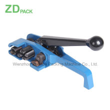 Heavy Duty Manual Pet PP Plastic Strapping Tool, Strapping Tensioner for 13/16/19mm Poly Strap (B318)