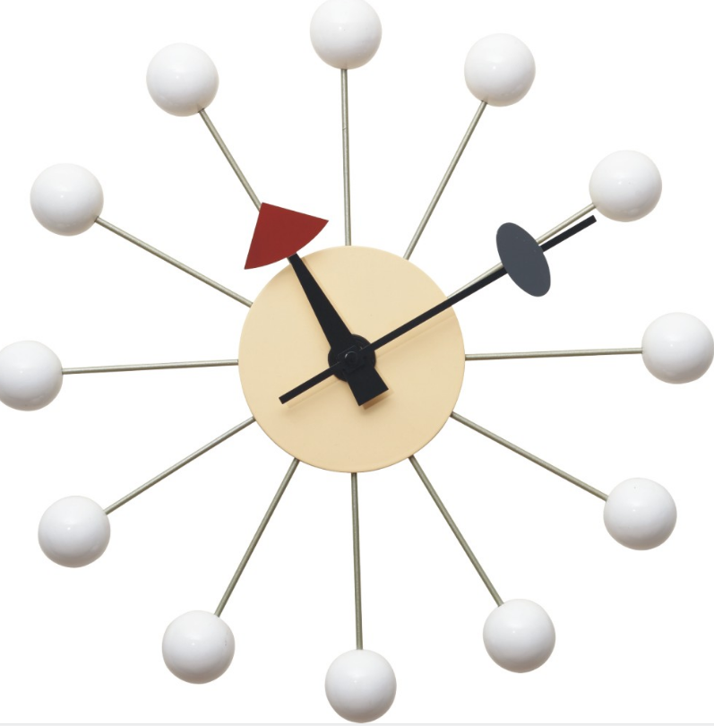 Geroge Nelson clock