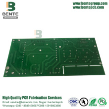 FR4 Thick Copper PCB 5oz Copper 2-layers PCB