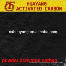 valor de yodo 950 mg / g de medios de filtro de carbón activado para la industria de purificación de agua
