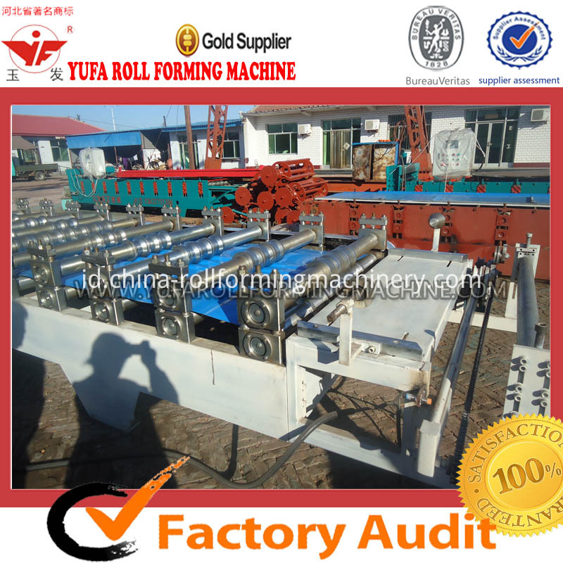 hot sale roof panel roll forming machine