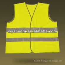 EN ISO 20471 (EN471) Gilet de sécurité