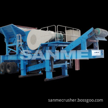 PP-J Series crusher for tractor in India