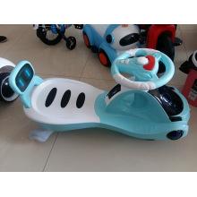 2017 venta caliente Amazon Kids Swing Car Twist coche para bebé con buena calidad