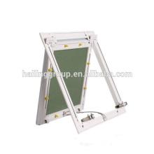 Panneau d'accès au plafond en gypse en aluminium / taille disponible / installation facile