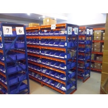 Warehouse Rack en Shelf Medium Duty