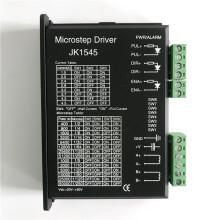 Conductor de motor paso a paso para motor paso a paso de 57 mm con entrada de 20 ~ 50VDC Corriente de salida 1.5 ~ 4.5A
