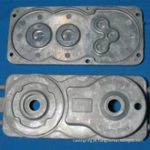 A liga de alumínio personalizada OEM do ISO9001 A380 de alta pressão morre parte da carcaça para a carcaça eletrônica