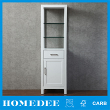 Hot Sale Wooden Bathroom Side Table/home Furniture Bathroom Cabinet