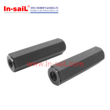 High Precision Black Oxidation Aluminum Spacer From OEM Factory
