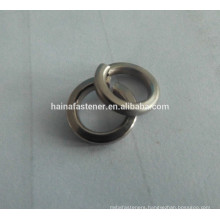 Zinc Plated Spring Washer, high quality spring washer