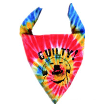 Pet Bandana with Dog Printing
