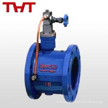 Pequeña válvula de retención de gravedad del aire acondicionado del conducto de aire de la fricción válvula de retención de la bomba hidráulica
