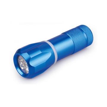 9 LED hellste Farbe Taschenlampe