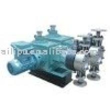 2JYMZ High Pressure Double Pump Heads Electric Hydraulic Metering Pump