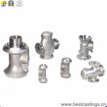 Coulée de précision d'acier inoxydable pour la partie de pompe