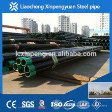 K55 / J55 / P110 / N80Q / L80 / C90 / T95 / H40, tuyaux de boîtier sans soudure avec accouplement