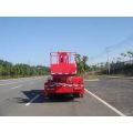 Dongfeng used towable boom lift truck for sale