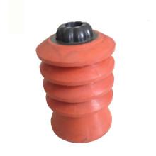 Bouchon en caoutchouc de cimentage non rotatif avec boîtier API 5CT
