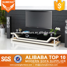 hot sale modern latest design tv unite for living room furniture