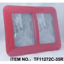 Acrylic Glass Curve Picture Frame