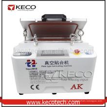 Laminage OCA à vide de 12 pouces avec extraction de bulles 2 en 1 pour réapprovisionnement LCD pour Samsung