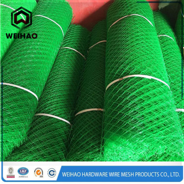 Plastic Flat Net For Farm Cultivation Elastic Mesh Netting