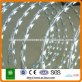 200g/m2 Hot Dipped Galvanized Concertina Razor Barbed Wire