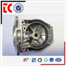 Chromated custom made gear box die casting