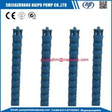QJ verical deep well water pump