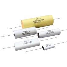 Condensador de película metalizada de alto voltaje