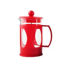 Piston à thé en plastique personnalisé