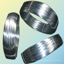 Galvanized Iron Wire in Factory