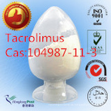 Tacrolimus 99% hohe Reinheits-Fabrik, die CAS liefert: 104987-11-3