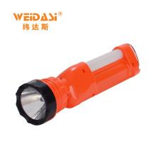 Solar-Akku-Licht WD-521 Wiederaufladbare Taschenlampe tragbare Lampe helle Taschenlampe