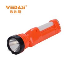 Solar battery light WD-521 Rechargeable torch portable lamp bright light torch