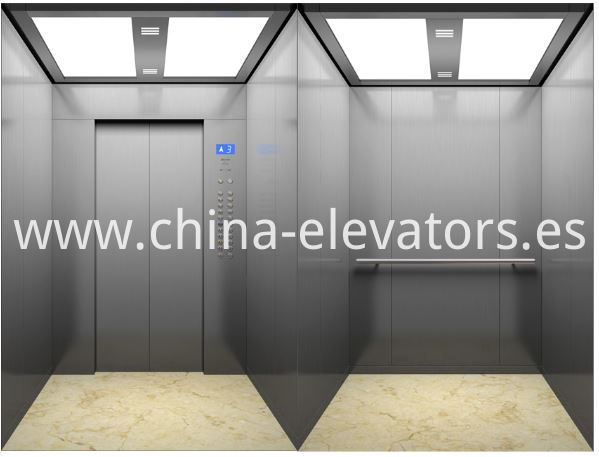 Mechanical Parts Package For Complete Passsenger Elevator