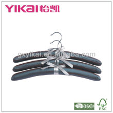 Set of 3pcs N/T taffeta padded hangers