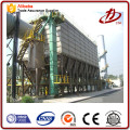 Cement dust bag filters